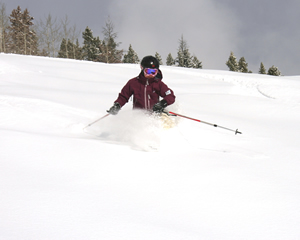 Latest storm brings Vail within inches of its seasonal average