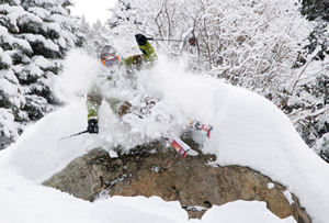 Nothing beats a Wednesday powder day, Royal Elk opens, and snow keeps pounding the Vail Valley