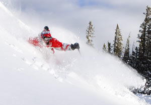 Snow keeps hammering the Vail Valley, but avalanche danger rears its ugly head