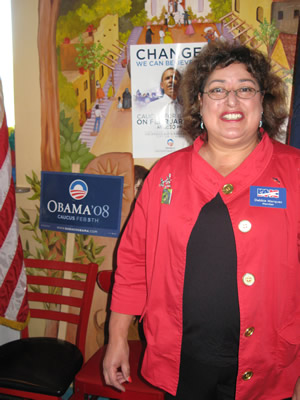Super delegate Debbie Marquez of Edwards off to make history at DNC in Denver
