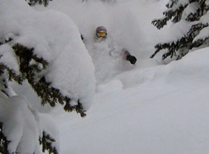 Vail always seems to go out with a powdery bang