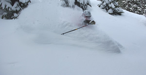 Wet and wild weekend gives way to classic weekday powder payoff in Vail