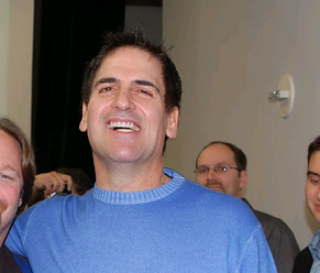 Vail digs Dallas, but not Denver Nuggets-bashing Mavs owner Mark Cuban