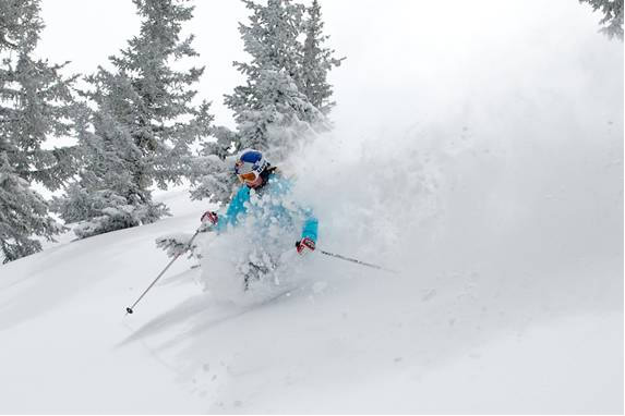 Massive powder storm pounds Vail Valley; more expected through Wednesday morning