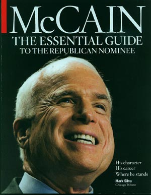 Book reviews: McCain and Obama, the essential guides