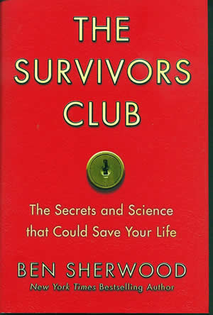 Book Review: The Survivors Club by Ben Sherwood