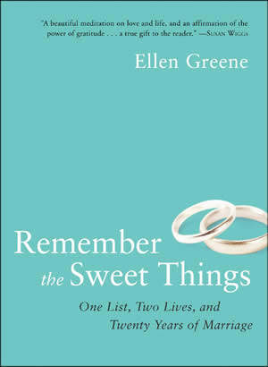 Book Review: Remember The Sweet Things