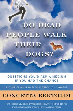 Book Review: Do Dead People Walk Their Dogs?