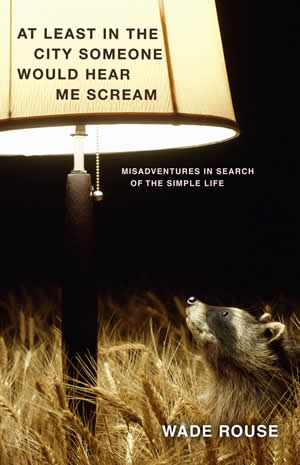Book Review: At Least in the City Someone Would Hear Me Scream