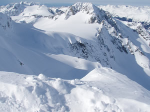 Cordova heli-camp: living large in Alaska's Chugach Mountains