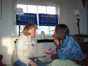 A good Eagle County Democratic Discussion
