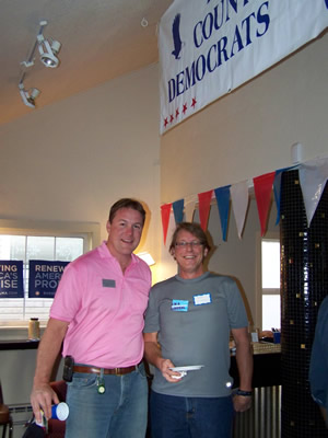 Eagle County Democrats Campaign Office is Open