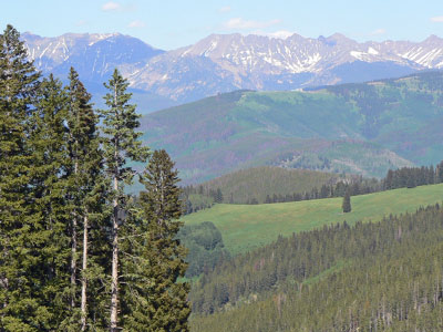 There are mountains of things to do in Beaver Creek during summertime.