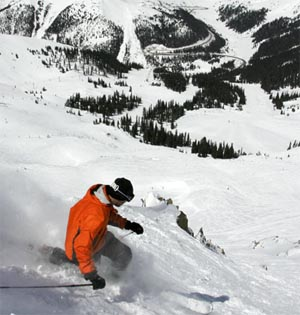 Arapahoe  Basin's Montezuma Bowl became one of the most exciting expansions in the state  last year.