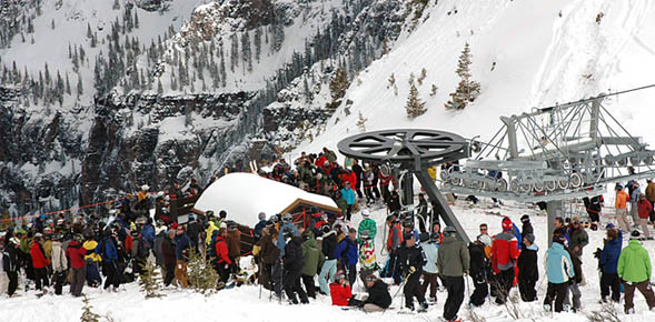 Telluride made a bold move when it opened Revelation Bowl in 2008.