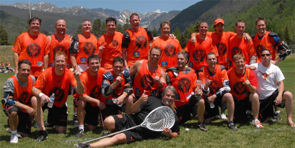 Men's Masters, Supermasters champions crowned at Vail Lacrosse tournament Day 4