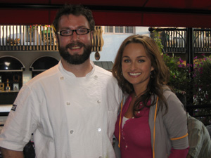 Giada De Laurentiis - how sweet!