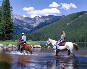 Late summer and early fall is the best possible time of the year for backcountry excursions on foot, horseback or Jeep.