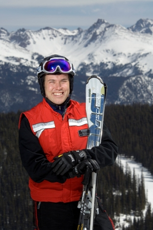 Vail Resorts CEO Rob Katz is a dedicated skier and advocate for green initiatives.