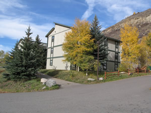Vail's open house: part business, part social function