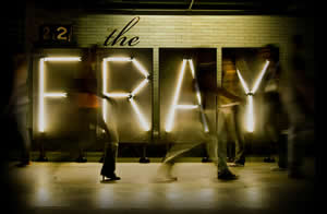 The Fray To Debut Their First Single and New Album Live in Vail, Colorado Saturday December 13, 2008 at Vail Snow Daze