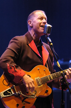Reverend Horton Heat opens up the Hot Summer Nights free concert series June 17 at the Ford Amphitheater.