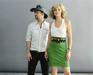 Sugarland plays the Vilar Performing Arts Center in Beaver Creek Nov. 20 to launch the new nonprofit Common Thread.