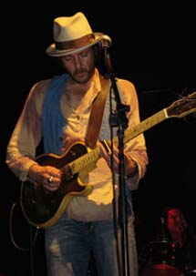 Marc Ford, formerly of the Black Crowes, brings the Neptune Blues Club to Vail