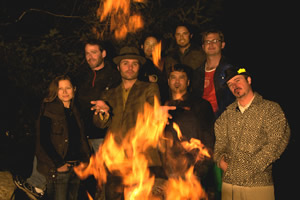 Bonfire Dub takes the Eagle Town Park stage at the American National Bank ShowDown Town series on July 23 -- all part of the free Thursday concert series this summer.