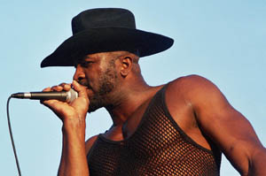 Eek-A-Mouse closes out the free Bud Light Hot Summer Nights concert series Tuesday in Vail.