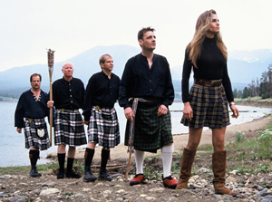 Colorado's top Celtic rock act, the Indulgers, will put Vail in the St. Patrick's Day spirit with a free Street Beat show Wednesday, March 11, at 6 p.m. in Vail Village.