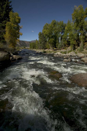 The Vail Valley Foundation took a step in a new direction when it marshalled the effort to turn 72-acres of riverside property in Edwards, which was partially made up of a gravel pit, into natural open space.