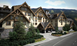 The Four Seasons Residence Club in Vail is expected to be completed by 2009.