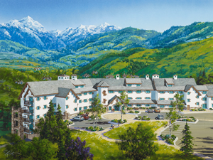 Construction is expected to begin this fall on Cordillera's first fractional-ownership project, Paramonte Private Residences.