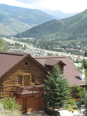 New homes aren't exactly flying up in Vail these days, according to town data, and the value of building permits has plunged significantly, indicating most construction is focused on remodels.