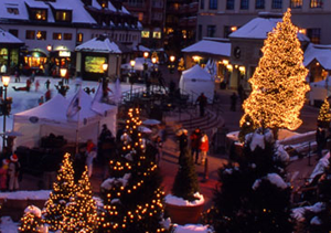 Family holiday festivities at Beaver Creek kick off the 2008-09 season Nov. 28 with a tree lighting in Beaver Creek Plaza and at the Ritz-Carlton in Bachelor Gulch. Kids can also participate in the gingerbread house competition, poetry contest and marvel at holiday fireworks.