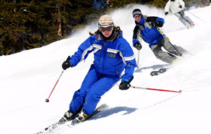 Ten local ski instructors benefit from Logan Scholarship Fund, set up by locals Kent and Vicki Logan.