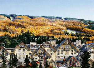 The Four Seasons Resort is scheduled to open in 2009 in Vail.