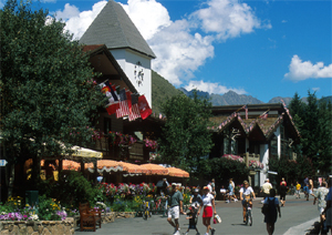 Summertime in Vail has become almost as popular among visitors as winter.