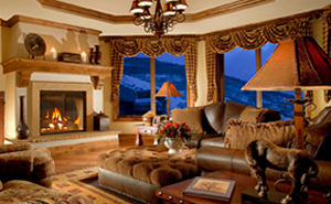 Lionshead most luxurious accomodations are at the Arrabelle