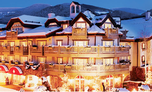 One of Vail's finest hotels, the Sonnenalp offers European luxury and world class service.
