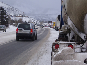 Vail Pass shut down due to bad weather and traffic accidents more than 20 times last ski season, prompting some to call for even higher fines for chain law violations.