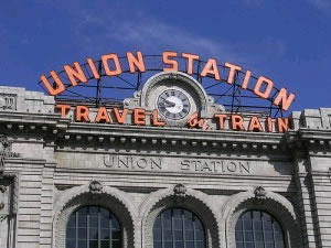 Millions in stimulus dollars could go to putting a bus station beneath Union Station, which is being redeveloped by Beaver Creek-based East West Partners to be the hub for Denver's FasTracks rail system.