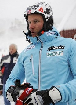 Aksel Lund Svindal of Norway conquered the  Birds of Prey downhill course at Beaver Creek one year after a severe crash in training on the same course knocked him out for the season.