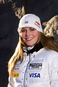 Ski Club Vail's Lindsey Vonn looks to claim her first World Cup globe Friday, Feb. 22, at Whistler, British Columbia. Vonn is poised to take the downhill title and hopes to come away leading the overall hunt as well.