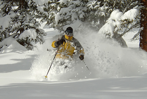 Get geared up and psyched up for scenes like these by attending the Colorado Ski & Snowboard Expo in Denver Nov. 7-9.