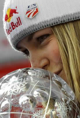 Lindsey Vonn will be in Vail Wednesday, March 31, for a welcome-home celebration.