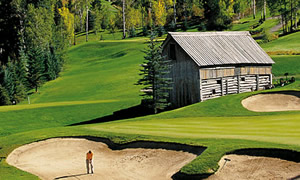 The Beaver Creek Golf Course opens with public play on Saturday.