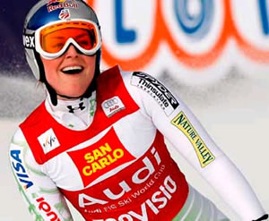 Ski Club Vail product Lindsey Vonn Sunday became the all-time winningest female American ski racer with 19 career World Cup wins.