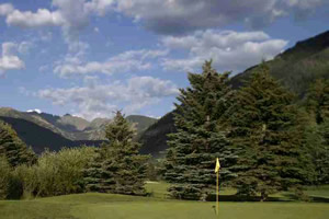 The Vail Golf Course driving range opened today (May 1), and the entire course is scheduled to open May 15.